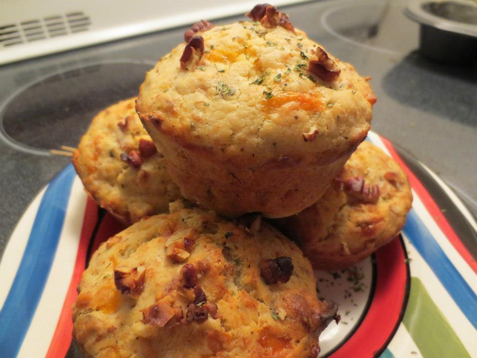 Photo Recette Petits Pains ou Muffins Jambon Fromage