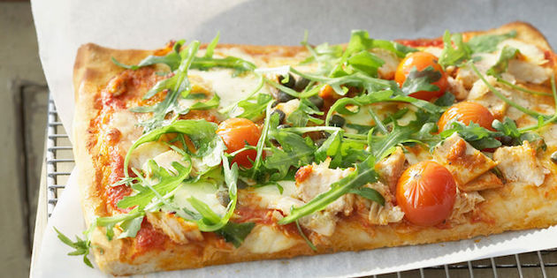 Photo Recette Pizza au Thon
