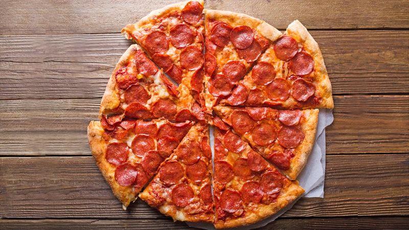 Pizza Faite Maison Facile à Préparer