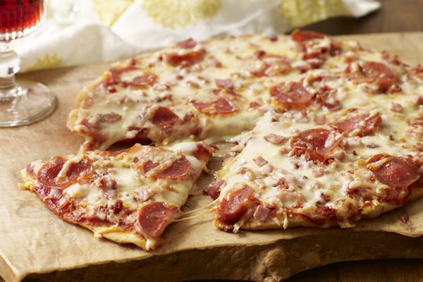 Pizza pour Amateurs de Viande
