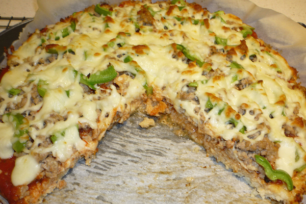 Pizza Sans Gluten Croûte Sans Farine