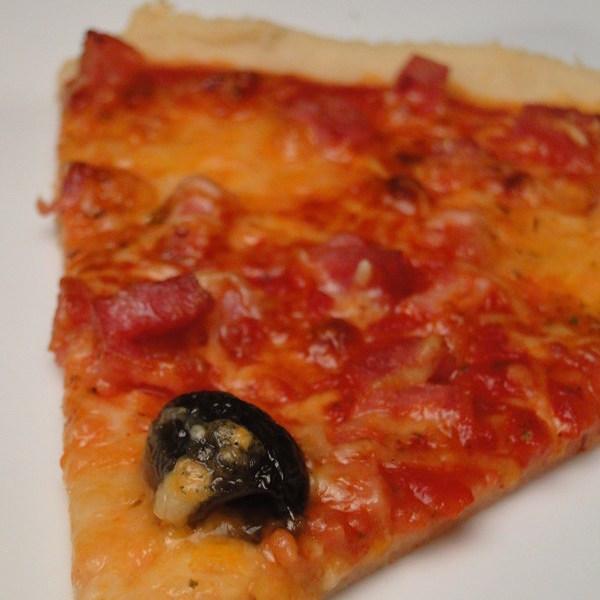 Pizza Sans Gluten,  (une bonne idée)