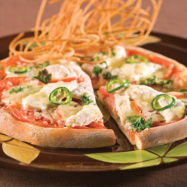 Pizza Thaï