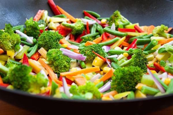 Photo Recette Poêlée de Légumes