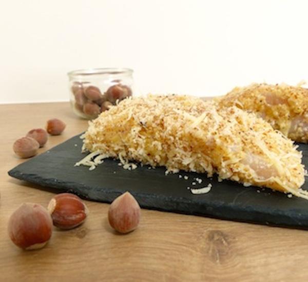 Photo Recette Poisson Pané Maison avec une Panure Sans Gluten