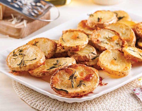 Photo Recette Pommes de Terre Rôties au Parmesan