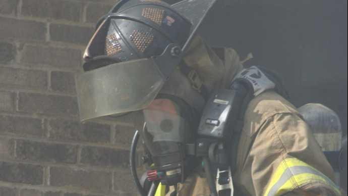 Pompier Chaleur Extreme