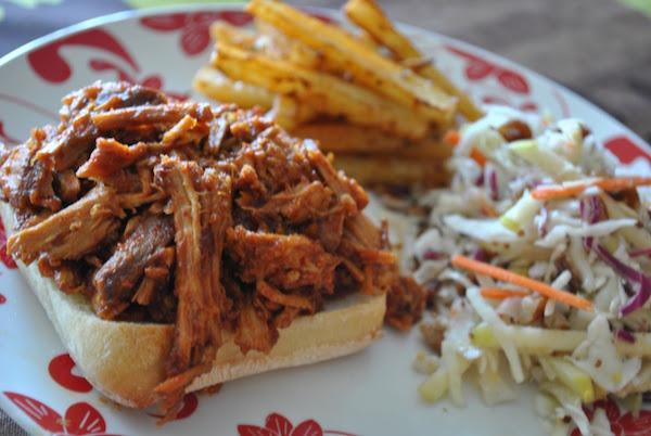 Photo Recette Porc Effiloché Barbecue (mijoteuse)