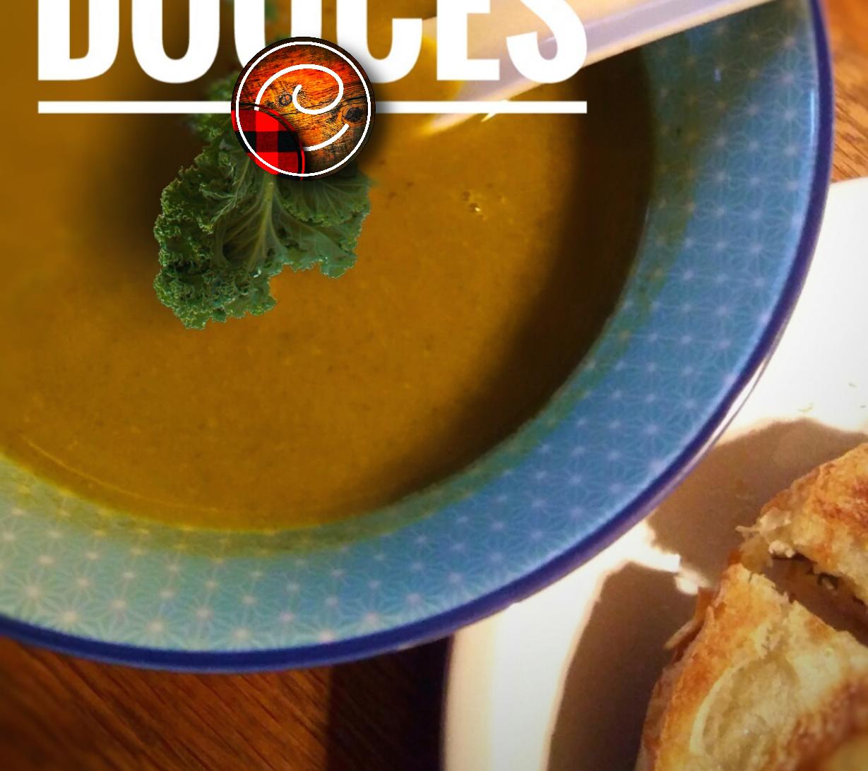 Photo Recette Potage de Kale & Pommes de Terre Douces