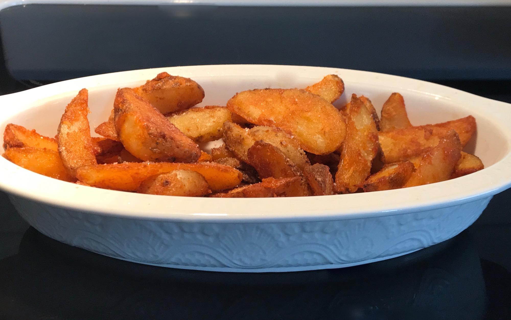 Photo Recette Potatoes Épicées