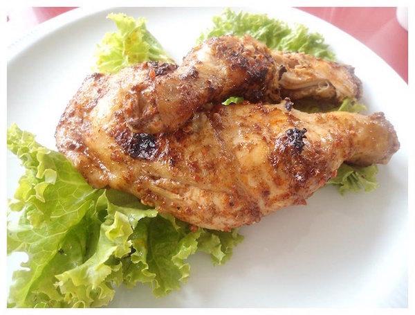 Poulet Frit à L'Africaine