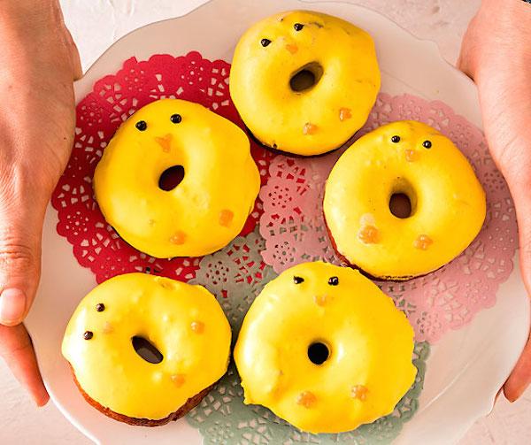 Poussins-Donuts