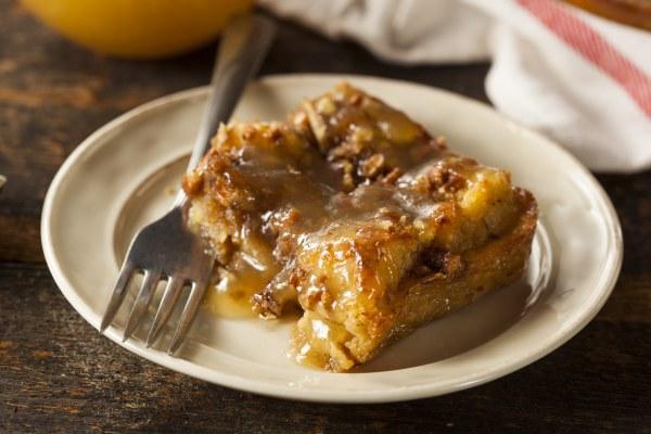Pudding aux Fruits Secs
