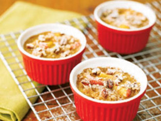 Photo Recette Petits Puddings aux Pommes