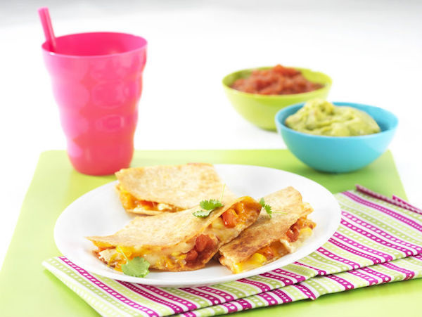 Photo Recette Quesadillas Douces à la Mexicaine