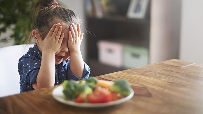 Qu'est-ce que la Néophobie Alimentaire?