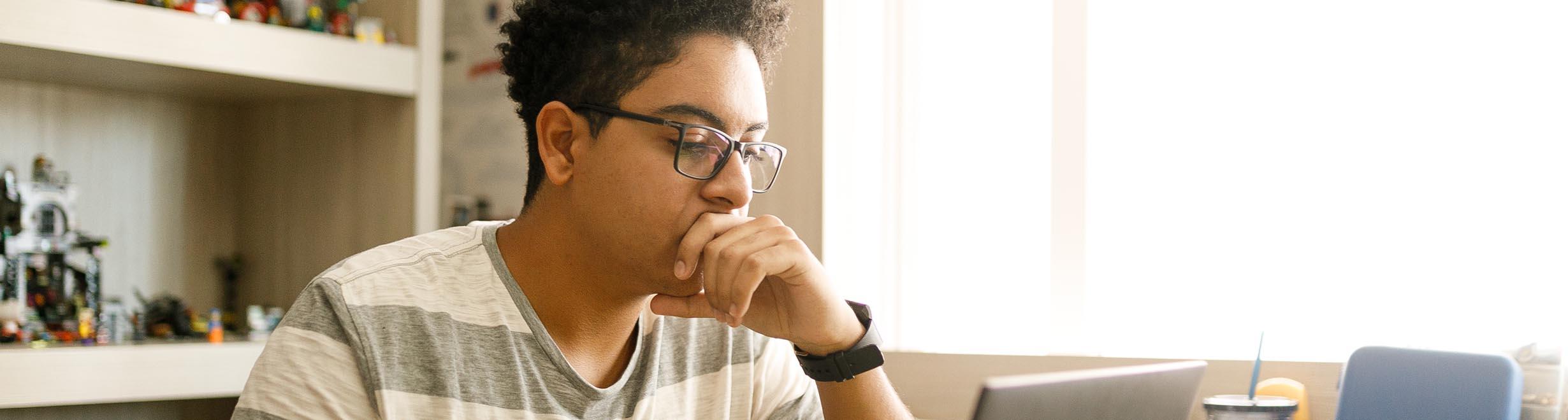 Questionnaire, Réflexions à propos de L'anxiété