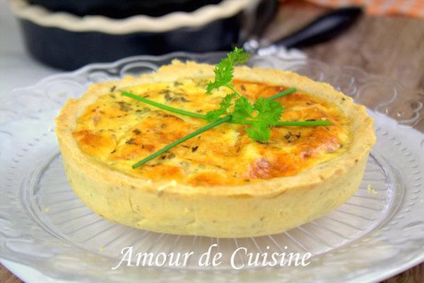 Photo Recette Quiche aux Crevettes