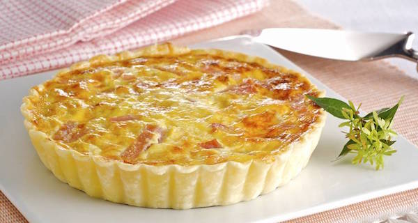 Quiches au Fromage