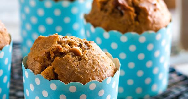 Muffins au Quinoa et au Café