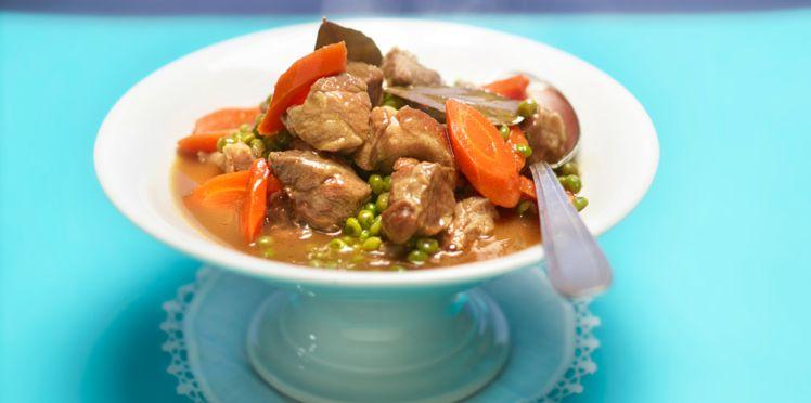 Photo Recette Ragoût de Porc aux Légumes
