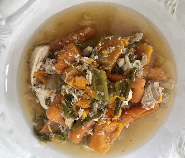 Ragoût de Poulet et Légumes 2