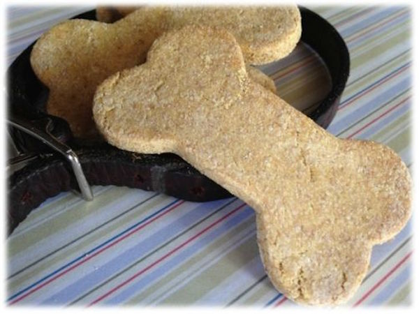 Recette Biscuits à la Carotte pour Chien
