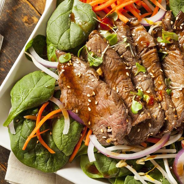 Recette Boeuf Froid