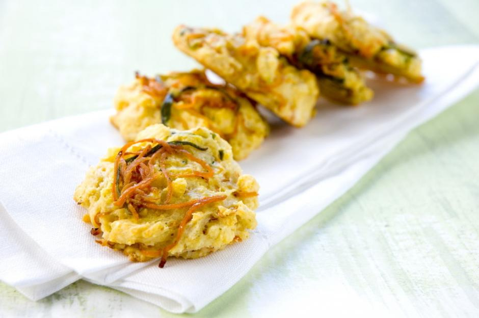 Recette Cookies aux Carottes et Courgettes
