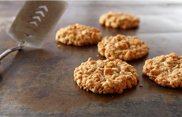 Recette De Biscuits À L'avoine Et Au Caramel Écossais
