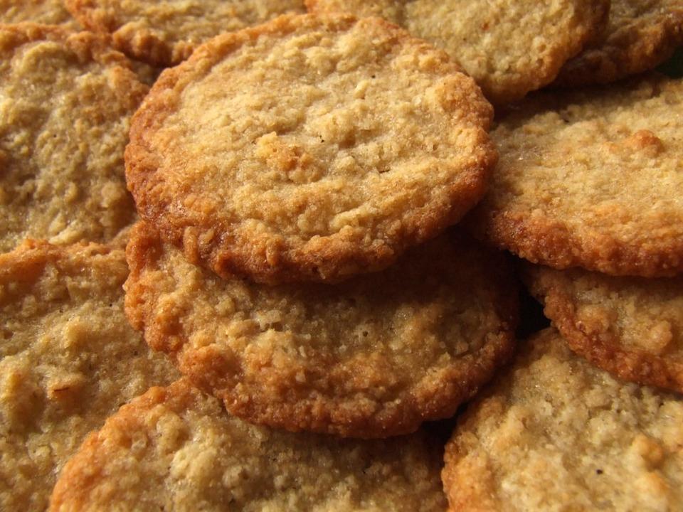 Recette de Biscuits au Sirop D'érable Sans Gluten