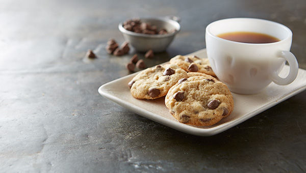 Recette de Biscuits aux Grains de Chocolats au Lait Sans Gluten