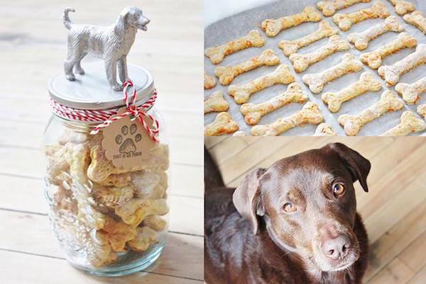 Recette de Biscuits pour Chiens Maison
