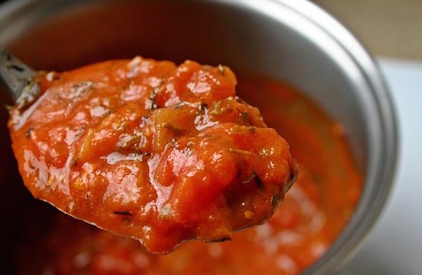 Recette de la Sauce Tomate Maison