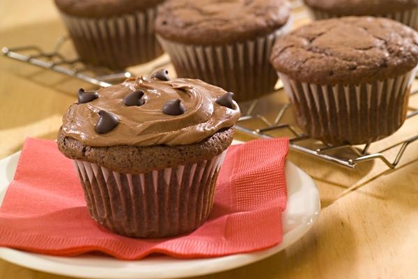 Recette De Petits Gâteaux Au Chocolat Et Aux Bananes