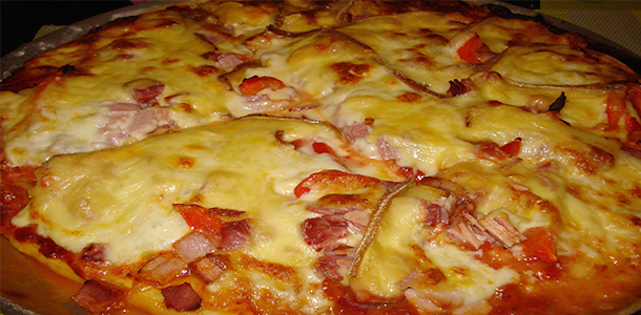 Pizza au Fromages Facile