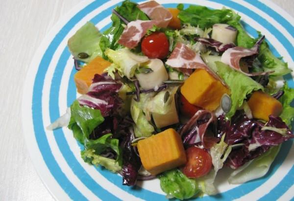 Recette de Salade Composée aux Patates Douces