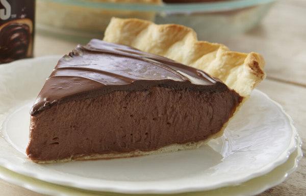 Recette de Tarte à la Tartinade au Chocolat et au Beurre D'arachides