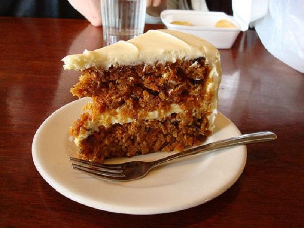RECETTE DU CARROT CAKE