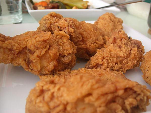 Photo Recette Poulet KFC Original non Piquant