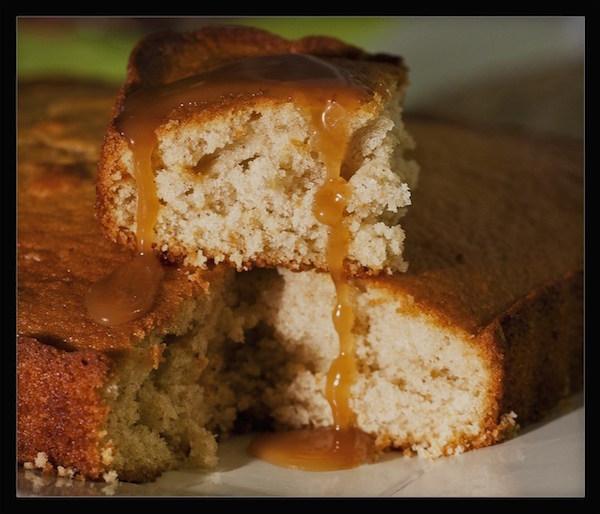 Photo Recette Gâteau Moelleux au Sirop D'érable et à la Cannelle