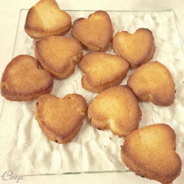 Sablés Coeurs pour votre Amoureux 1
