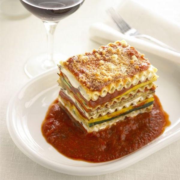Recette Lasagne Végétarienne au Fromage de Chèvre