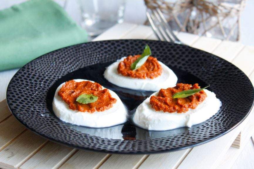 Recette Mozzarella à la Tomate