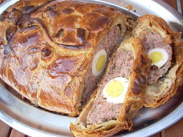 Recette Pâté de Pâques Berrichon