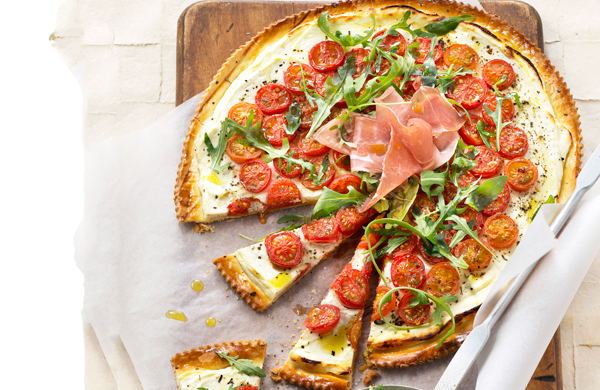 Recette Pizza Jambon Fromage