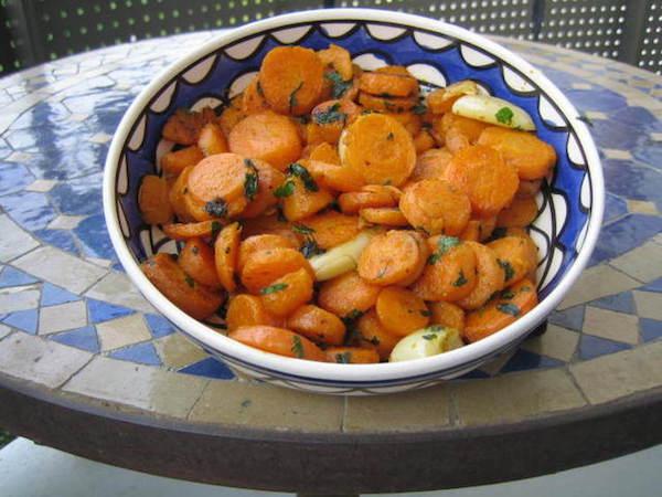 Photo Recette Salade de Carottes à la Marocaine