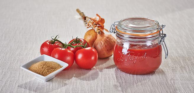 Recette Sauce Tomate Maison en Conserve