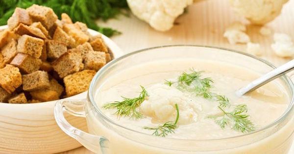 Photo Recette Soupe de Chou-Fleur