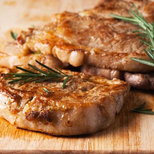 Photo Recette Rôti de Porc Mariné au Whisky et Miel